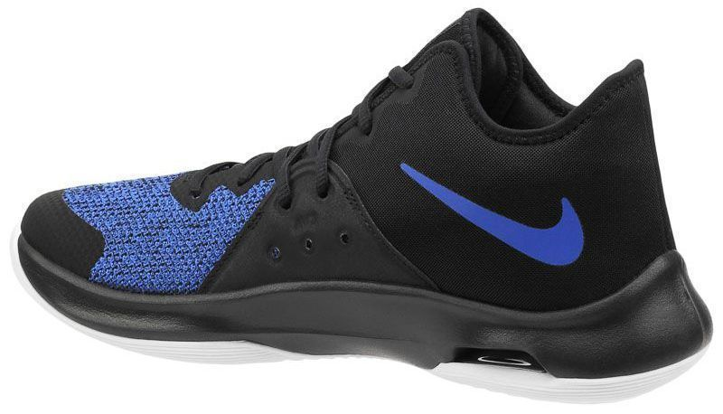 Кроссовки для мужчин NIKE AIR VERSITILE III Black/Blue AO4430-004 обувь бренда, 2017