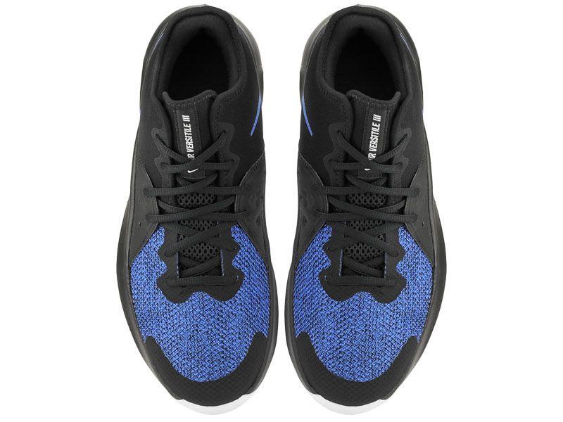 Кроссовки для мужчин NIKE AIR VERSITILE III Black/Blue AO4430-004 купить в Украине, 2017