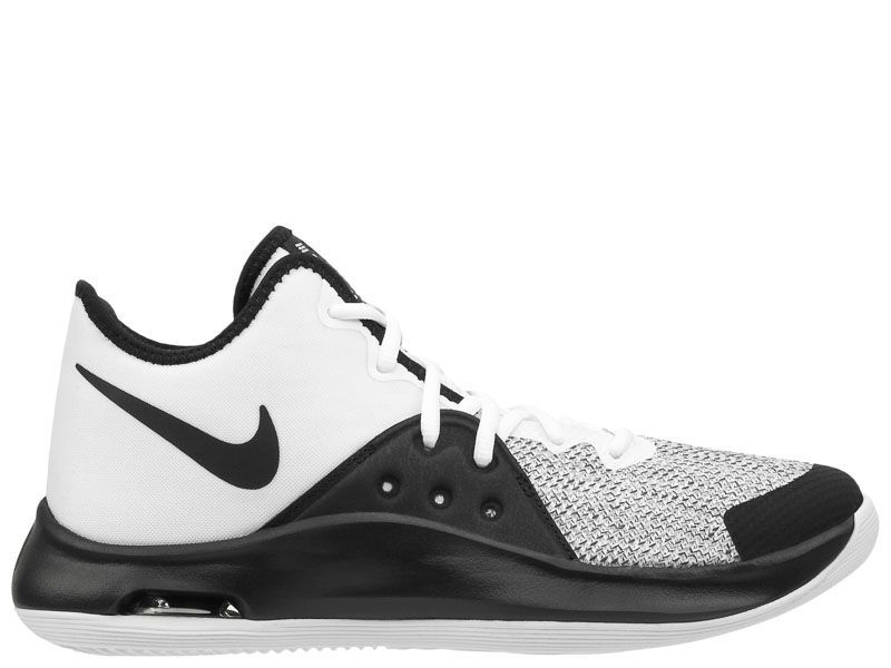 Кроссовки для мужчин NIKE AIR VERSITILE III Black/white AO4430-100 бесплатная доставка, 2017
