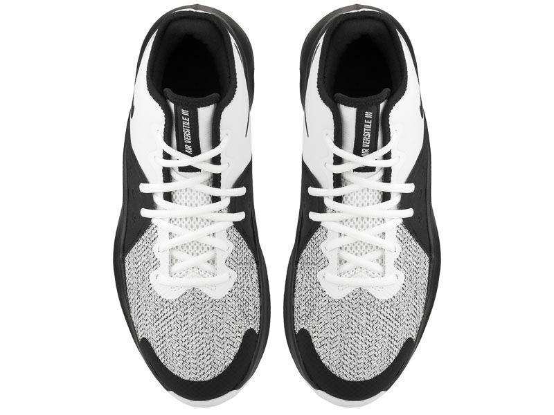 Кроссовки для мужчин NIKE AIR VERSITILE III Black/white AO4430-100 , 2017