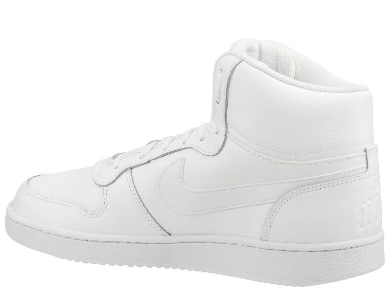 Кеды для мужчин Nike Ebernon Mid White AQ1773-100 купить, 2017