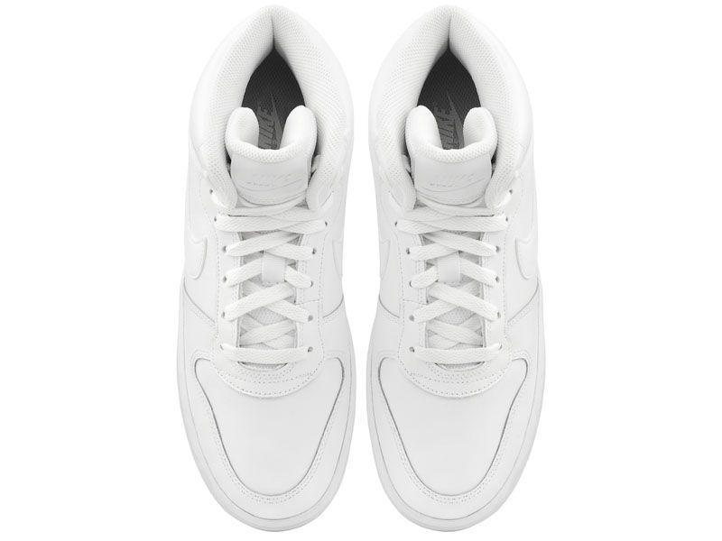 Кеды для мужчин Nike Ebernon Mid White AQ1773-100 купить в Интертоп, 2017