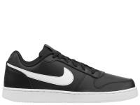 Кроссовки для мужчин Nike Ebernon Low Black AQ1775-002 брендовая обувь, 2017