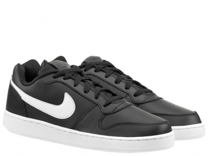 Кроссовки для мужчин Nike Ebernon Low Black AQ1775-002 модная обувь, 2017