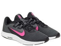 Кроссовки женские WMNS NIKE DOWNSHIFTER 9 Black/Pink AS AQ7486-002 , 2017
