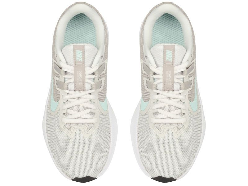 Кроссовки для женщин WMNS NIKE DOWNSHIFTER 9 Beige AS AQ7486-007 обувь бренда, 2017