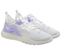 Кроссовки женские WMNS NIKE FLEX TRAINER 9 Lilac AQ7491-500 примерка, 2017