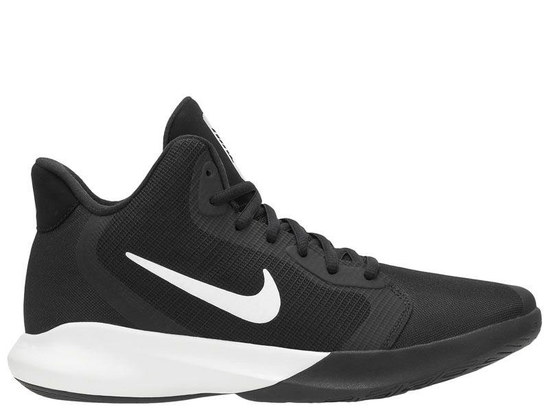 Кросівки чоловічі NIKE PRECISION III Black/White AQ7495-002
