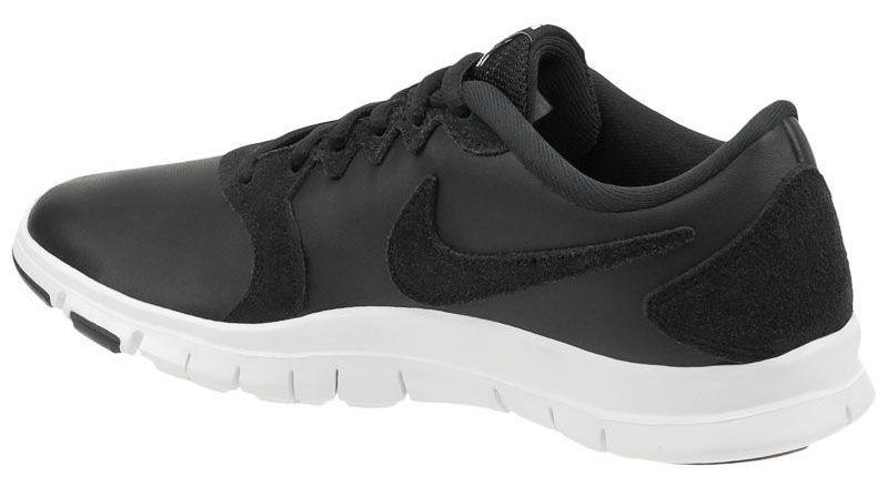 29c4c37263 Кроссовки женские Women's Nike Flex Essential TR Leather Black AQ8227-001  фото, купить,