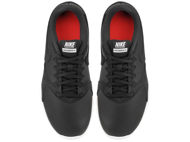 69600f82ad Кроссовки женские Women's Nike Flex Essential TR Leather Black AQ8227-001  смотреть, ...
