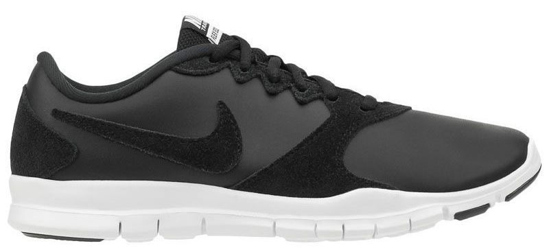 37b14962c9 Кроссовки женские Women's Nike Flex Essential TR Leather Black AQ8227-001  Заказать, 2017