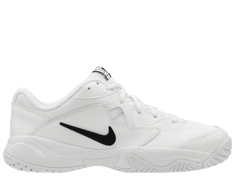 Купить Кроссовки теннисные мужские NIKE COURT LITE 2 White AR8836-100, Белый