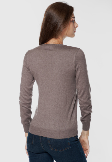 Пуловер Arber модель ARW10.03.40 — фото 3 - INTERTOP