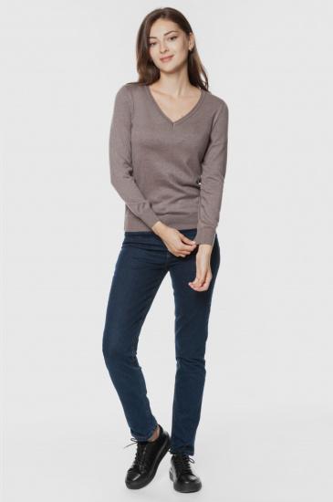 Пуловер Arber модель ARW10.03.40 — фото 4 - INTERTOP