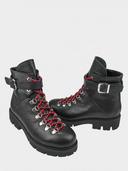 Черевики зі шнурівкочеревики зі шнурівко 11 shoes модель AS-860-239 — фото 3 - INTERTOP
