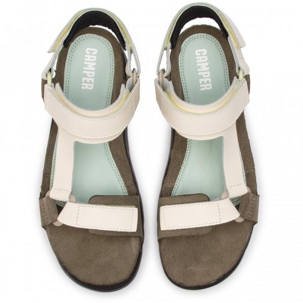 Сандалии женские Camper Oruga Up AW1023 размеры обуви, 2017