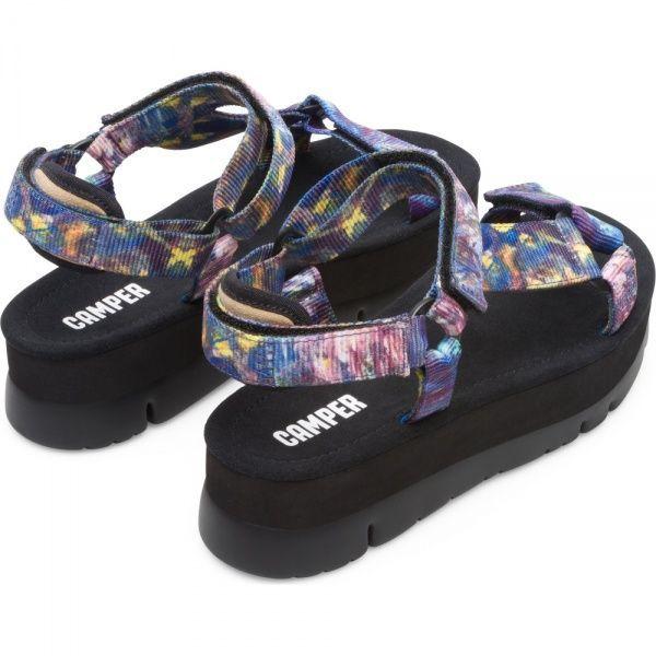 Сандалии женские Camper Oruga Up AW1024 брендовая обувь, 2017
