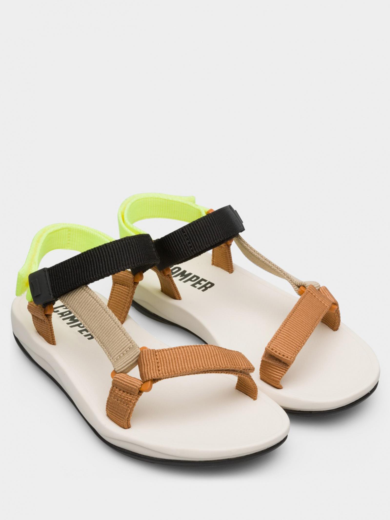 Сандалі  жіночі Camper Match K200958-003 купити взуття, 2017