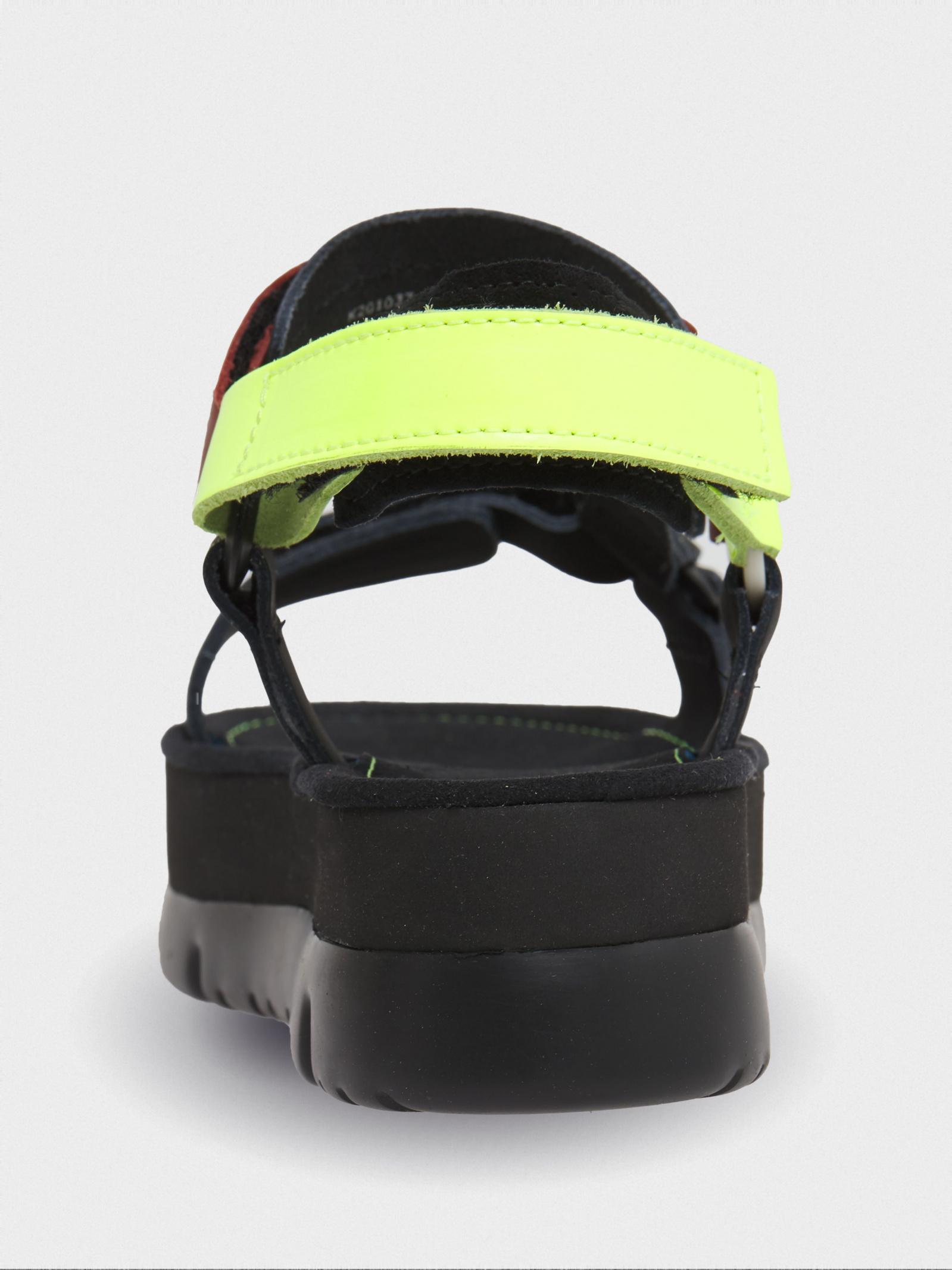 Сандалии для женщин Camper Oruga Up AW1109 Заказать, 2017