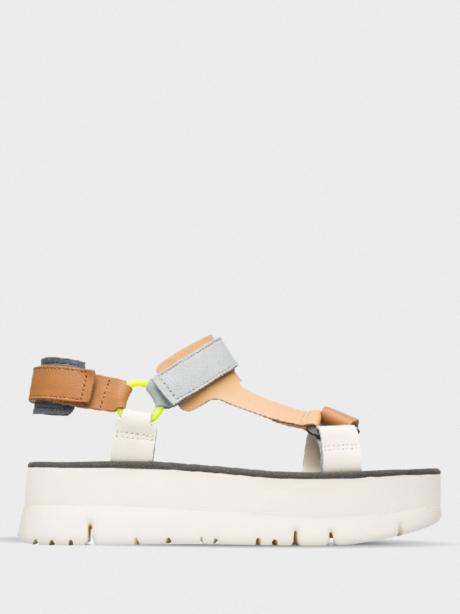 Сандалии для женщин Camper Oruga Up AW1111 размеры обуви, 2017