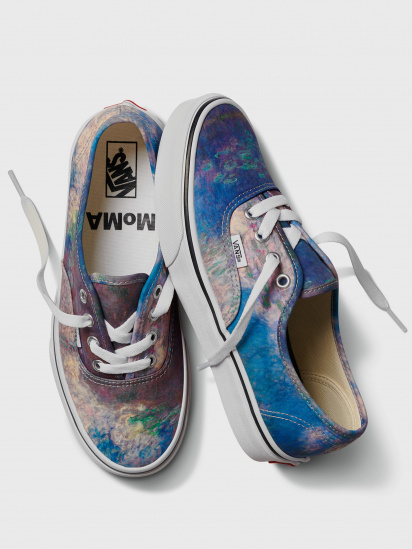 Кеди Vans X MoMA Claude Monet Authentic - фото