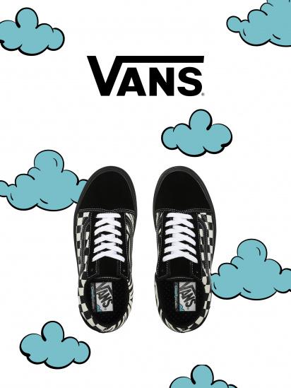 Кеди низькі Vans Comfycush Old Skool - фото