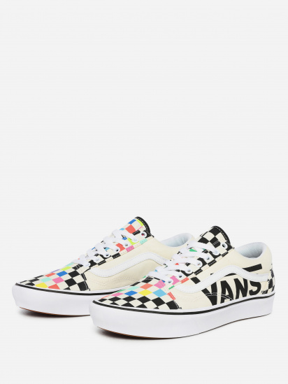 Кеди низькі Vans Vans x MoMA ComfyCush Old Skool  - фото