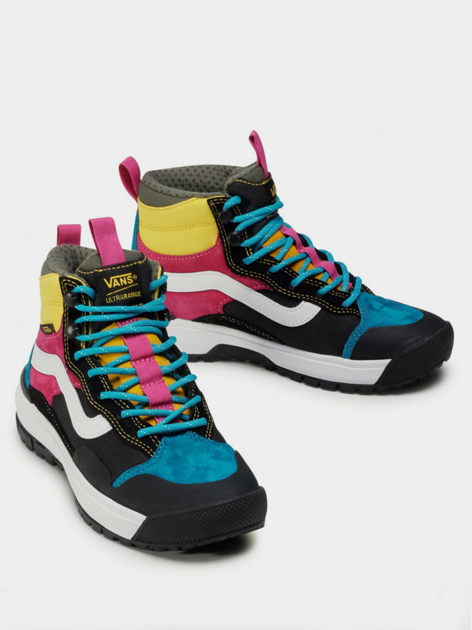 Черевики  для жінок Vans VN0A4UWJ26X1 купити взуття, 2017