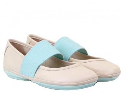 Туфлі  для жінок Camper 21595-078 розмірна сітка взуття, 2017