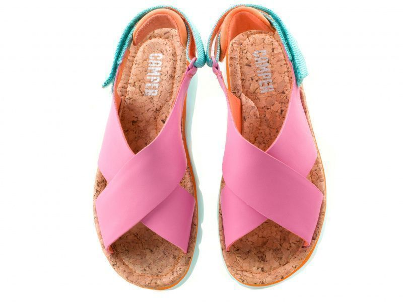 Сандалии для женщин Camper AW889 купить обувь, 2017
