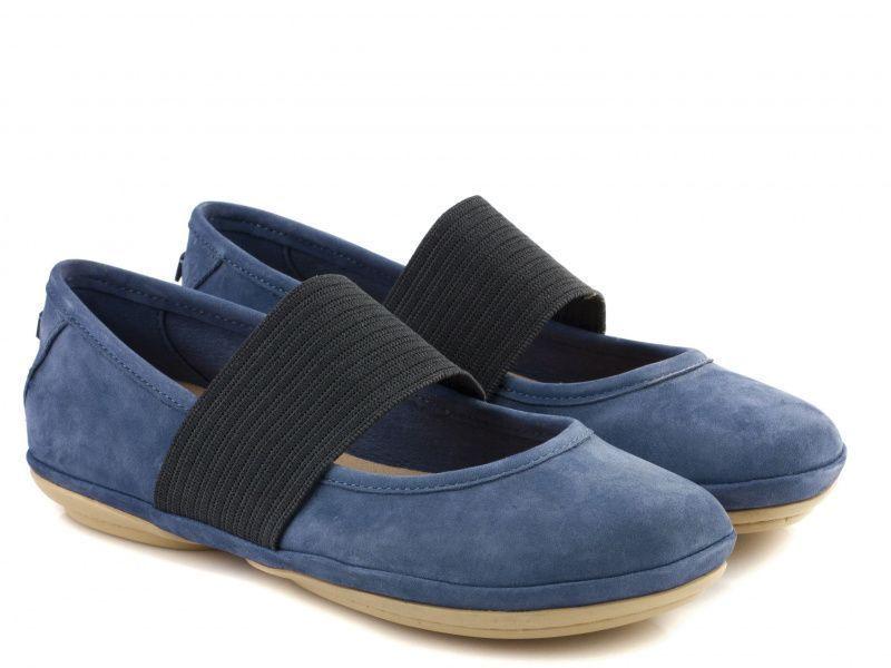 Туфли для женщин Camper AW921 примерка, 2017