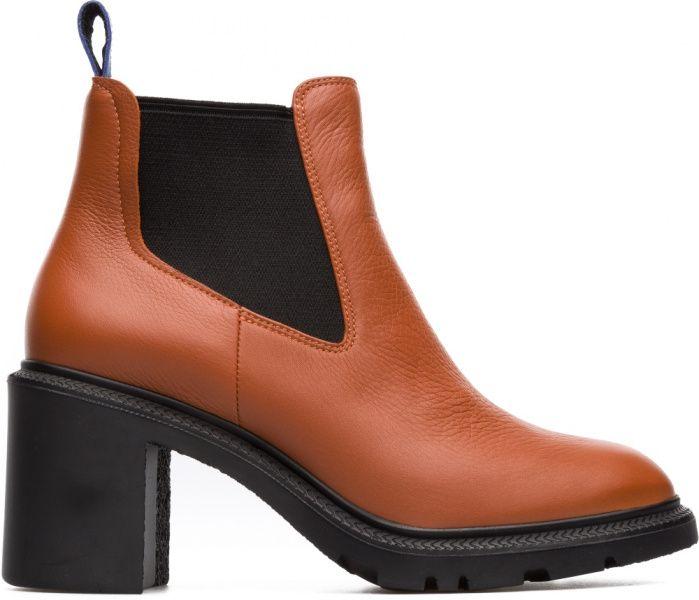 Купить Ботинки женские Camper Whitnee AW987, Оранжевый