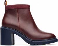 женская обувь Camper бордового цвета приобрести, 2017