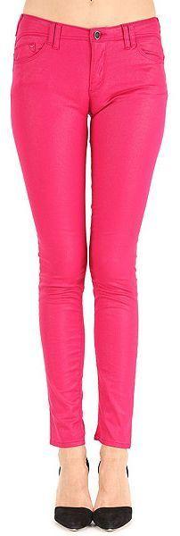 Купить Джинсы женские модель AY1043, Armani Jeans, Розовый