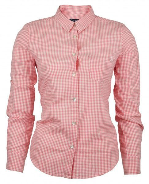 Купить Рубашка с длинным рукавом модель AY1494, Armani Jeans, Розовый