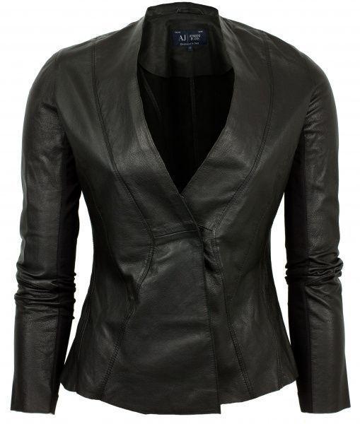 Купить Куртка кожаная женские модель AY1529, Armani Jeans, Черный