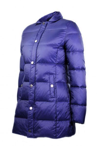 Пальто пуховое женские Armani Jeans AY1661 примерка, 2017