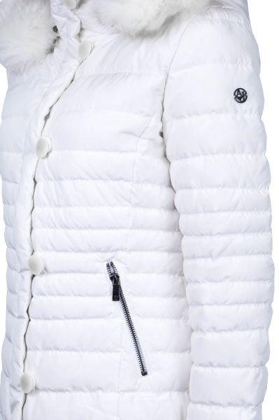 Пальто пуховое  Armani Jeans модель AY1665 цена, 2017