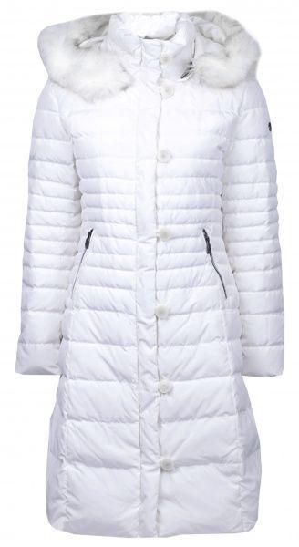 Пальто пуховое  Armani Jeans модель AY1665 качество, 2017