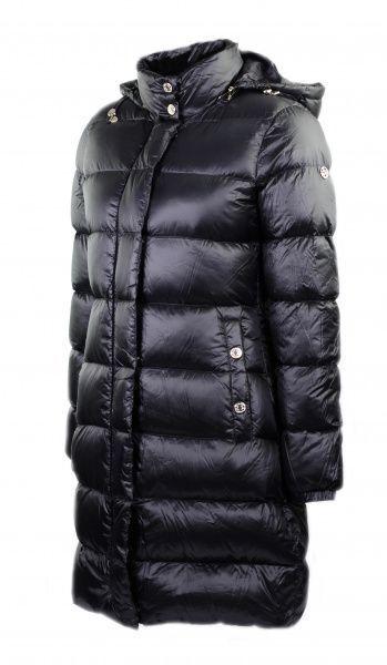 Пальто пуховое женские Armani Jeans AY1669 примерка, 2017