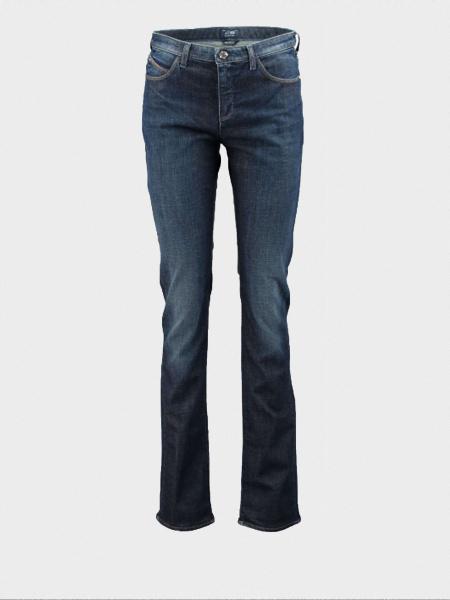 Джинсы женские Armani Jeans модель AY1718 , 2017