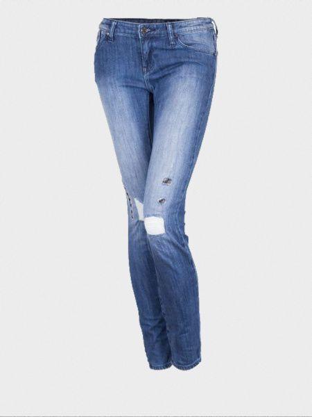 Джинсы женские Armani Jeans модель AY1732 , 2017