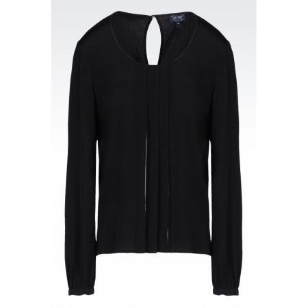 Купить Блуза модель AY1774, Armani Jeans, Черный