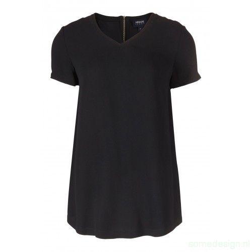 Блуза женские Armani Jeans AY1925 размерная сетка одежды, 2017