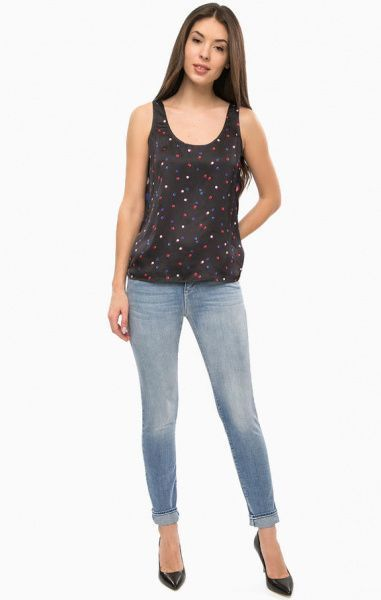 Майка женские Armani Jeans модель AY1934 качество, 2017