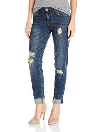 Джинсы женские Armani Jeans модель AY1973 , 2017