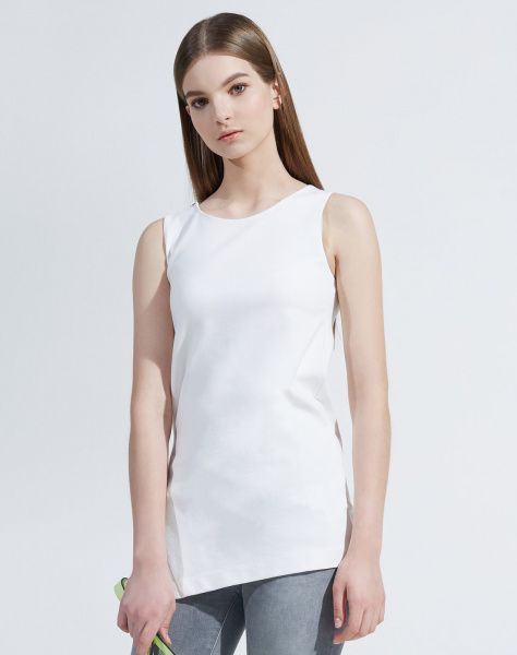 Майка женские Armani Jeans модель AY2004 , 2017