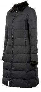 Пальто пуховое женские Armani Jeans модель AY2276 , 2017