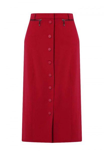 Купить Юбка женские модель AY2310, Armani Jeans, Красный