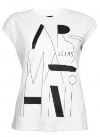 Armani Jeans Футболка жіночі модель 6Y5T06-5J1YZ-1100 купити, 2017